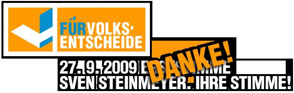 Sven Steinmeyer München Süd für Volksentscheide